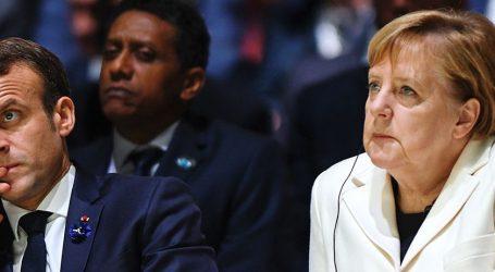 Η Μέρκελ «δεν συμμερίζεται» τις απόψεις Μακρόν για το ΝΑΤΟ