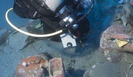 Κύπρος: Εντοπίστηκε αρχαίο ναυάγιο πλοίου ρωμαϊκών χρόνων