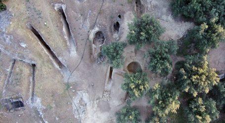 Νεμέα: Στο φως δύο ασύλητοι, θολωτοί τάφοι (pics)