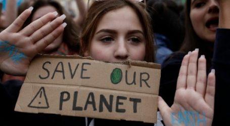 Αυτή την ώρα πορεία μαθητών για την κλιματική αλλαγή, στο κέντρο της Αθήνας