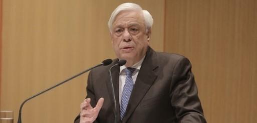 Παυλόπουλος: Δραματικές επιπτώσεις της κλιματικής αλλαγής στα μνημεία πολιτιστικής κληρονομιάς
