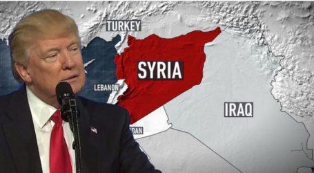 ΗΠΑ: Διχογνωμία για την απόσυρση από τη Συρία – Κορυφαίοι αξιωματούχοι προειδοποιούν τον Τραμπ ότι είναι νωρίς…