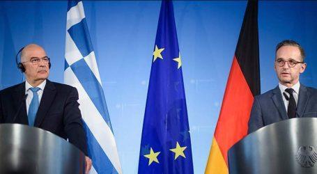 Μάας: Ζήτησε την εφαρμογή της συμφωνίας Ευρωπαϊκής Ένωσης-Τουρκίας για το μεταναστευτικό