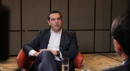 Τσίπρας: Στηρίζω τη θετική κατάληξη για ένταξη της Βόρειας Μακεδονίας στην ΕΕ κατά το Ευρωπαϊκό Συμβούλιο τον Οκτώβριο