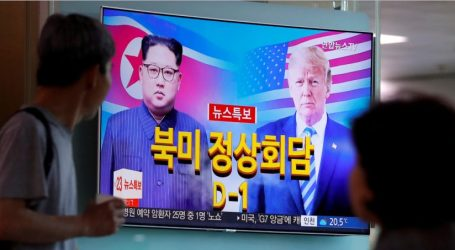Ο Τραμπ επιθυμεί συζητήσεις με τη Β. Κορέα παρά τις τελευταίες πυραυλικές δοκιμές της Πιονγκιάνγκ