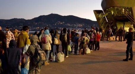 Μυτιλήνη: Ολοκληρώθηκε η μετακίνηση 795 αιτούντων άσυλο
