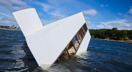 «Βυθισμένος Μοντερνισμός» του Λε Κορμπιζιέ σε δανέζικο φιορδ