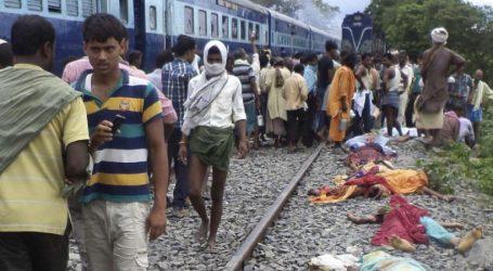 (UPD) Αμαξοστοιχία έπεσε πάνω σε πλήθος στην Ινδία: Τουλάχιστον 59 οι νεκροί