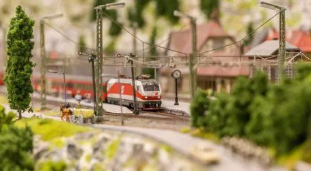 """Κροατία: Ένας """"μικρόκοσμος"""" τρένων μήκους άνω του ενός χιλιομέτρου στο Ζάγκρεμπ"""
