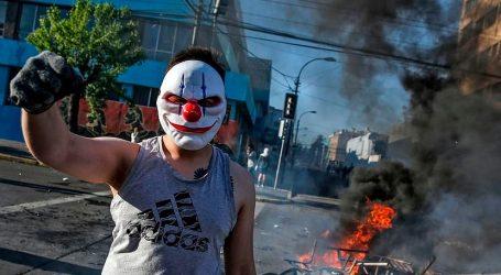 Χιλή: Νεκρό ένα 4χρονο αγοράκι στις βίαιες πολιτικές ταραχές