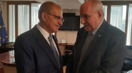 Παρέλαβε ο νέος υφυπουργός Εξωτερικών για τον Απόδημο Ελληνισμό, Αντώνης Διαματάρης