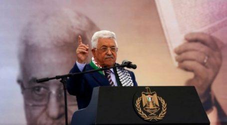 Η Παλαιστινιακή Αρχή σταματά να συμμορφώνεται με τις συμφωνίες που έχει συνάψει με το Ισραήλ