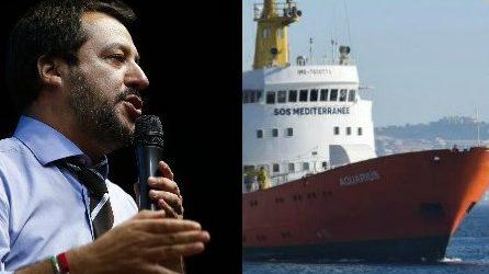 Μάλτα κατά Σαλβίνι για τους πρόσφυγες