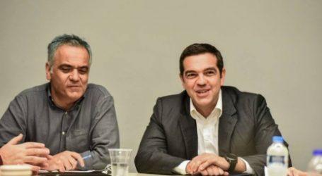 Πολιτική Γραμματεία ΣΥΡΙΖΑ: Η Συμφωνία των Πρεσπών θέτει τη διαχωριστική γραμμή ανάμεσα στην πατριωτική ευθύνη και την πατριδοκαπηλία
