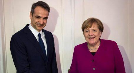 Ανακοίνωση της Καγκελαρίας για την επίσκεψη Μητσοτάκη στο Βερολίνο