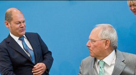 Γερμανία: Δογματική προσήλωση Σολτς στην πολιτική του Σόιμπλε, παρ' ό,τι η ευρωζώνη αγκομαχάει