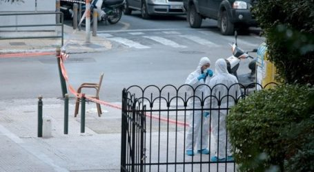 Έκρηξη έξω από τον Ιερό Ναό Αγίου Διονυσίου στο Κολωνάκι – 2 ελαφρά τραυματίες
