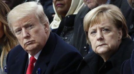 Η Μέρκελ καταδίκασε τις ρατσιστικές επιθέσεις του Αμερικανού προέδρου Ντόναλντ Τραμπ σε 4 γυναίκες πολιτικούς των Δημοκρατικών