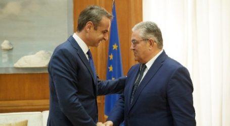 Κουτσούμπας: Οι απόδημοι για την ψήφο τους πρέπει να έχουν σχέση με την Ελλάδα, περιουσία, οικογένεια, με ΑΦΜ που να φορολογείται