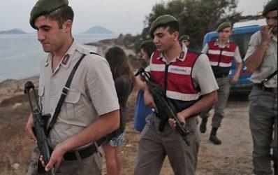 """Ανδιανούπολη: Τούρκος υποσμηναγός που """"χρεώνεται"""" στο Γκιουλέν συνελήφθη επιχειρώντας να διαφύγει στην Ελλάδα"""