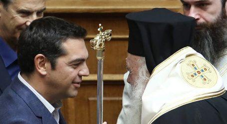 Στην άμεση νομοθέτηση ρυθμίσεων στις σχέσεις κράτους-εκκλησίας προχωρεί η κυβέρνηση   Ικανοποίηση εκφράζει ο Ιερώνυμος