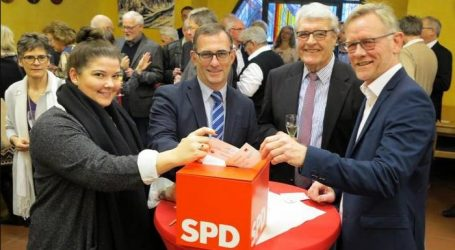 SPD: Πρώτη μέρα σήμερα της εσωκομματικής ψηφοφορίας για τον Groko – Προσπέρασε η ακροδεξιά στις δημοσκοπήσεις
