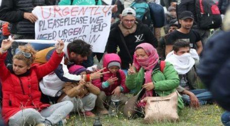 Αδειάζει ο άτυπος καταυλισμός προσφύγων στα Διαβατά