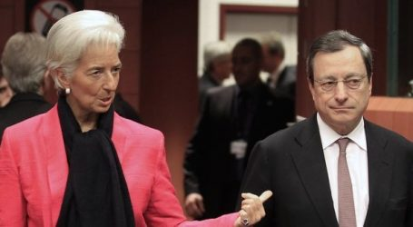 Ντράγκι και Λαγκάρντ εκφράζουν ανησυχίες για την ανεξαρτησία της κεντρικής τράπεζας Fed στις ΗΠΑ
