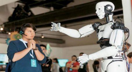 Ρομπότ με Νοημοσύνη από 15χρονο Έλληνα με …500 Ευρώ   Ένας από τους έξι ανθρώπους στον πλανήτη οι οποίοι έχουν κατασκευάσει InMoov ρομπότ