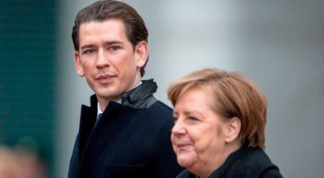 Ομαδικά γερμανικά πυρά κατά του Αυστριακού καγκελαρίου Κουρτς για το σκάνδαλο Στράχε