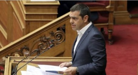 Δευτερολογία Τσίπρα στη Βουλή (προς Μητσοτάκη): Η λαϊκή ετυμηγορία δεν είναι λευκή επιταγή