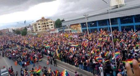 (VID) Βολιβία: 3η ημέρα αβεβαιότητας – Μεγάλες συγκεντρώσεις υποστηρικτών του Μοράλες – Παρέμβαση Γκουτέρες