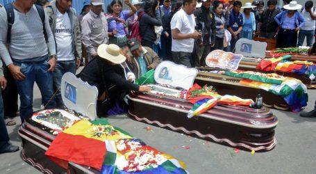 Κι άλλοι νεκροί στις διαδηλώσεις και τις ταραχές στη Βολιβία
