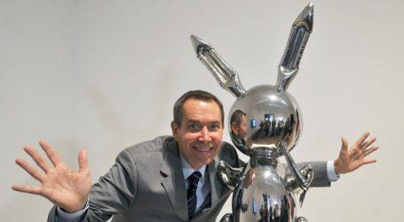 Η υψηλότερη τιμή για έργο καλλιτέχνη εν ζωή: 91 εκατομμύρια δολάρια για το γλυπτό «Κουνέλι» του αμερικανού Τζεφ Κουνς