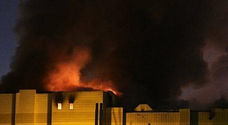 Ρωσία: Στους 64 οι νεκροί από πυρκαγιά σε εμπορικό κέντρο (PICS + VIDS)