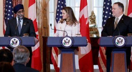 Η Ουάσιγκτον καταδικάζει την «παράνομη κράτηση» των Καναδών υπηκόων στην Κίνα
