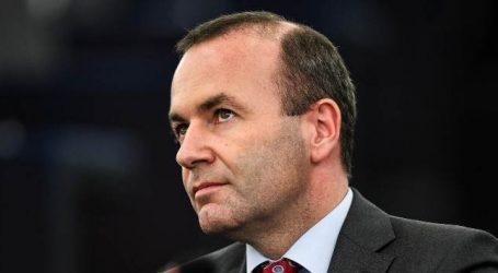Φιλολογία περί συναλλαγής σκοπιανού-μη περικοπής συντάξεων | Ο κ. Βέμπερ υπέδειξε να μην εμφανιστεί η ΝΔ στην προσύνοδο του ΕΛΚ
