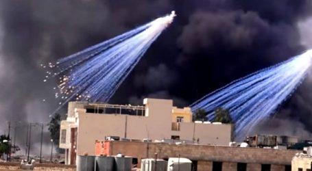 Συρία: Η Μόσχα κατήγγειλε παραβιάσεις του διεθνούς ανθρωπιστικού δικαίου από τις ΗΠΑ – Ρίψη βομβών λευκού φωσφόρου