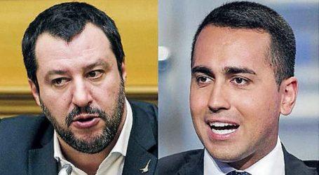 """Ιταλία: """"Καυγάς"""" ντι Μάιο-Σαλβίνι για τα φορολογικά μέτρα – Σκοτεινή παρέμβαση υπέρ ξεπλύματος βρώμικου χρήματος είδε το Κίνημα 5 Αστέρων"""