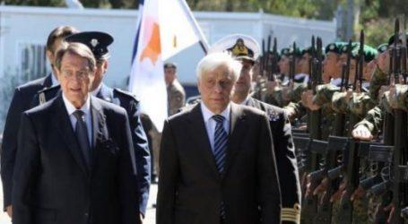 Παυλόπουλος: Επίλυση του Κυπριακού με πλήρη σεβασμό του Διεθνούς και του Ευρωπαϊκού Δικαίου