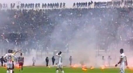 60 τραυματίες σε ποδοσφαιρικό αγώνα στην Αλγερία