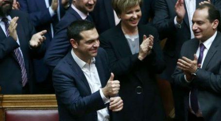 Με 151 ψήφους   Η Βουλή έδωσε ψήφο εμπιστοσύνης στην κυβέρνηση