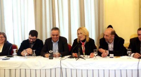 Σκουρλέτης: Διακύβευμα των ευρωεκλογών η συγκρότηση πόλου, που θα αντιπαρατεθεί με σαφή πρόταση απέναντι στον νεοφιλελευθερισμό