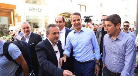 Μητσοτάκης: Το κράτος δικαίου, η Δημοκρατία, δεν απειλούνται, δεν εκβιάζονται