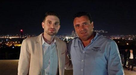 Σκόπια: Συναντήσεις του γιου του Σόρος με Ζάεφ και Πενταρόφσκι