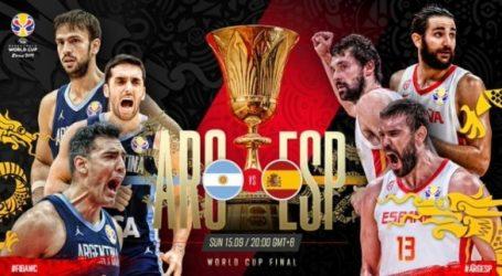 Αργεντινή-Ισπανία στις 15:00΄: Ισπανόφωνος τελικός