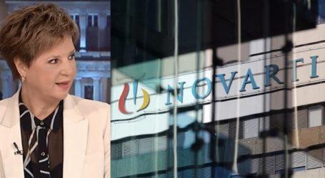 Γεροβασίλη για Novartis: Κυβερνητική μεθόδευση για τη χειραγώγηση του Κοινοβουλίου και της Δικαιοσύνης