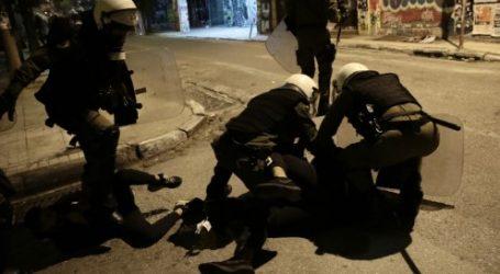 28 συλλήψεις και 13 προσαγωγές έγιναν συνολικά από την αστυνομία στην περιοχή των Εξαρχείων
