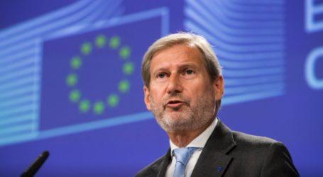 Χαν στο VMRO: Εγκαταλείψτε την καταστρεπτική θέση κατά της Συμφωνίας των Πρεσπών