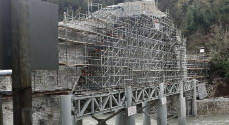 Όρθιο και πάλι το γεφύρι της Πλάκας, στα Τζουμέρκα